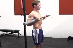 Drag-Curl-con-Barra-para-biceps